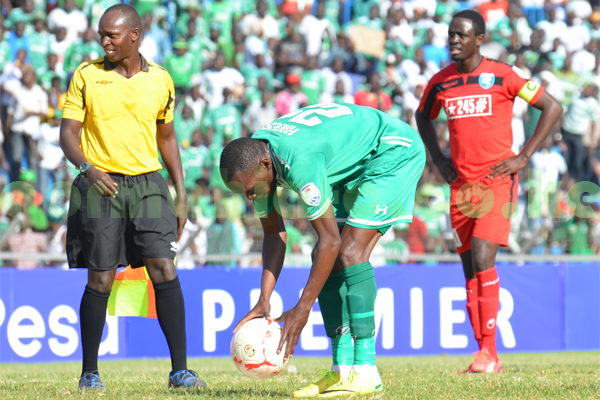 Photo of Derby abandoned after AFC Leopards fans riot
