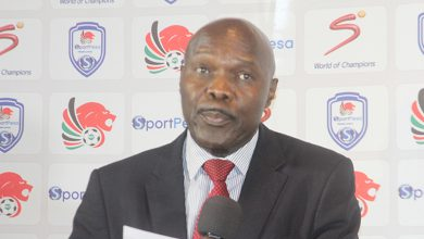 Photo of Gor Mahia chairman Rachier meets sponsors