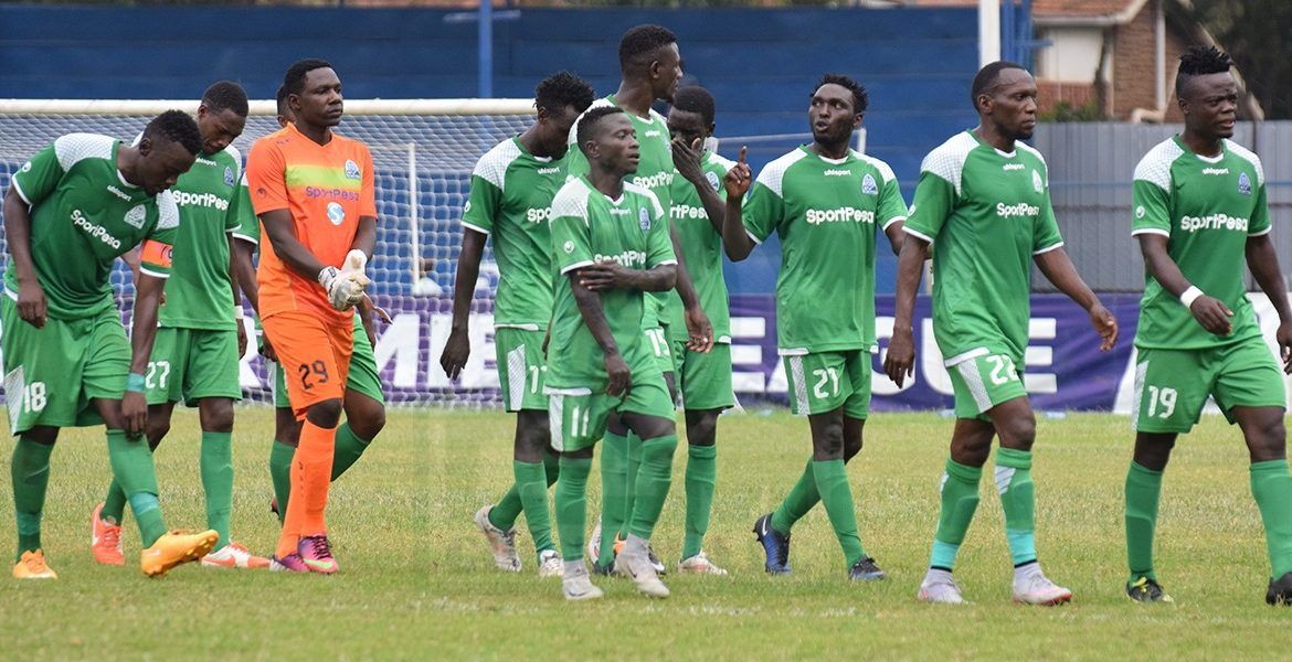Photo of Grief hits Gor Mahia as player losses two family members