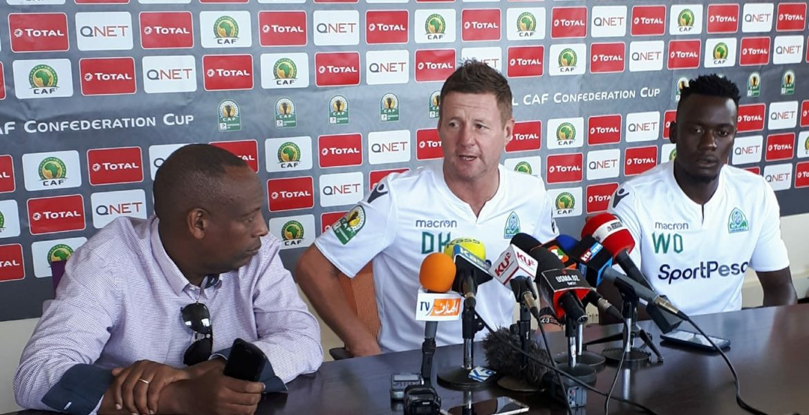 Photo of Kerr says Gor is ready for USM Alger
