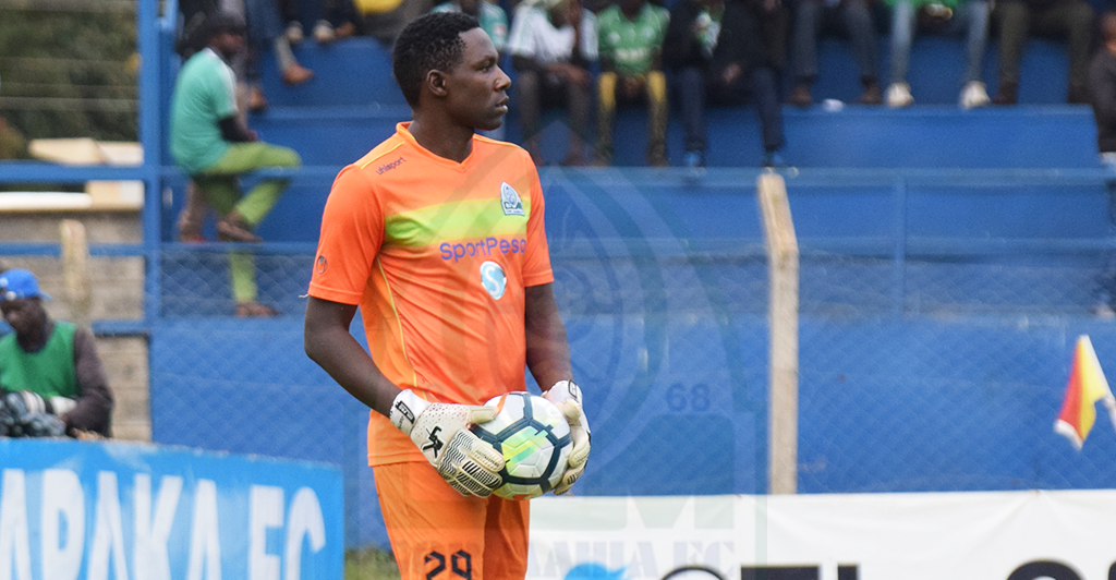 Photo of Oluoch back to starting team as Gor Mahia face Wazito