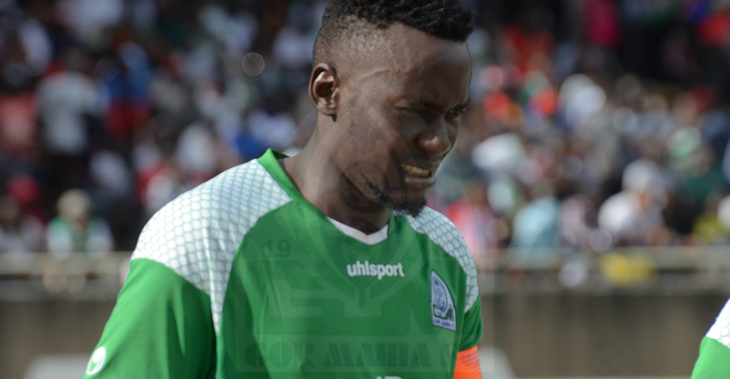 Photo of Gor captain Shakava reveals their 'fear' in SportPesa tournament