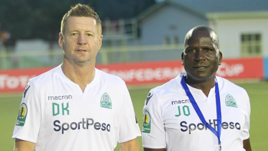 Photo of Gor Mahia coach praises his players despite criticism