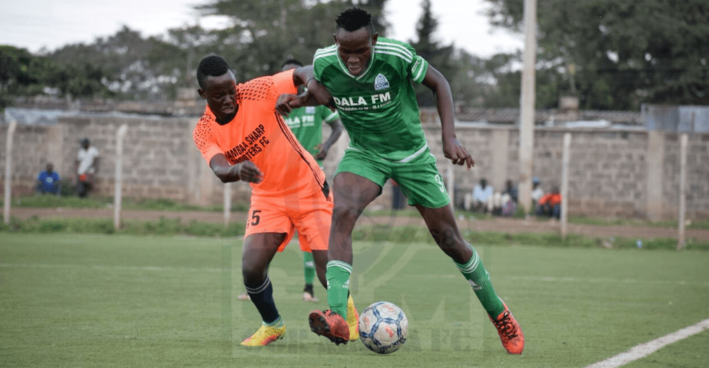 Photo of Gor Mahia Youth hammer Kiambaa Sharpshooters