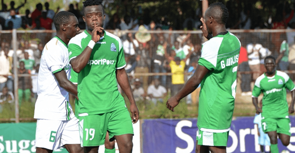 Photo of Ivorian striker Guikan ditches Gor Mahia