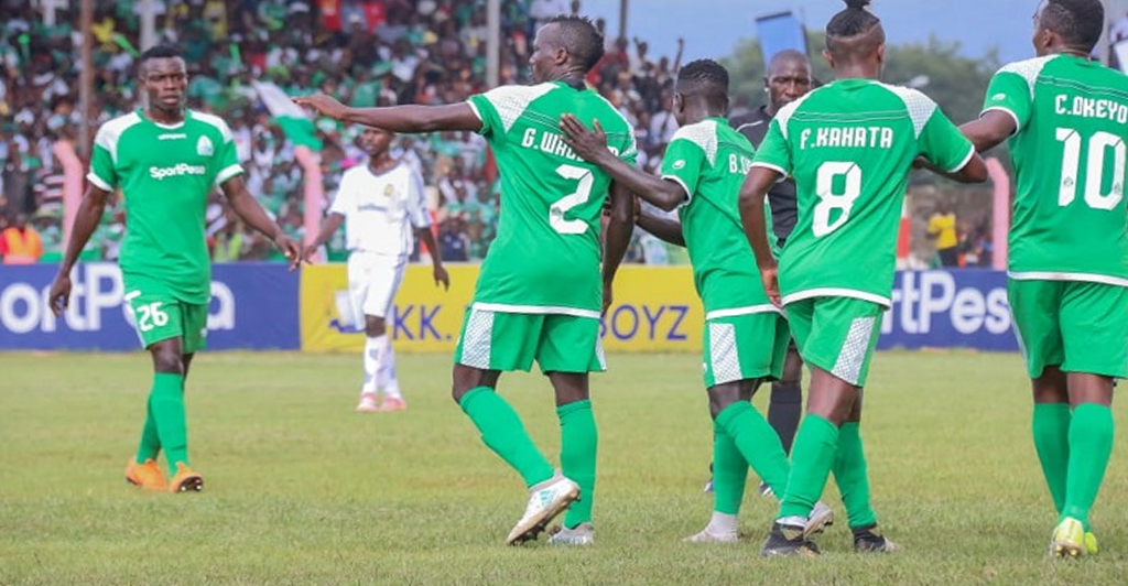Photo of Gor-Simba titanic clash to rekindle old memories