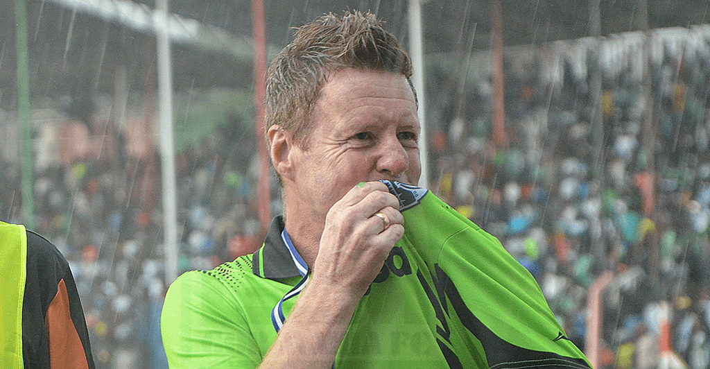 Photo of Gor Mahia coach turns down three big offers, pays allegiance to the club