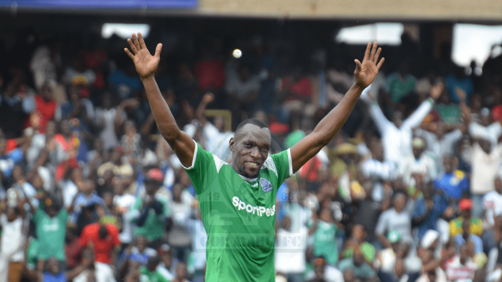 Photo of Kagere ready to extend stay at Gor, appreciates team mates