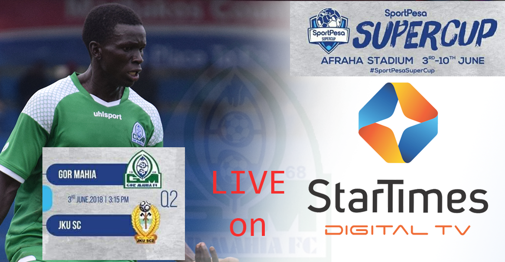 Photo of StartTimes to air SportPesa Super Cup