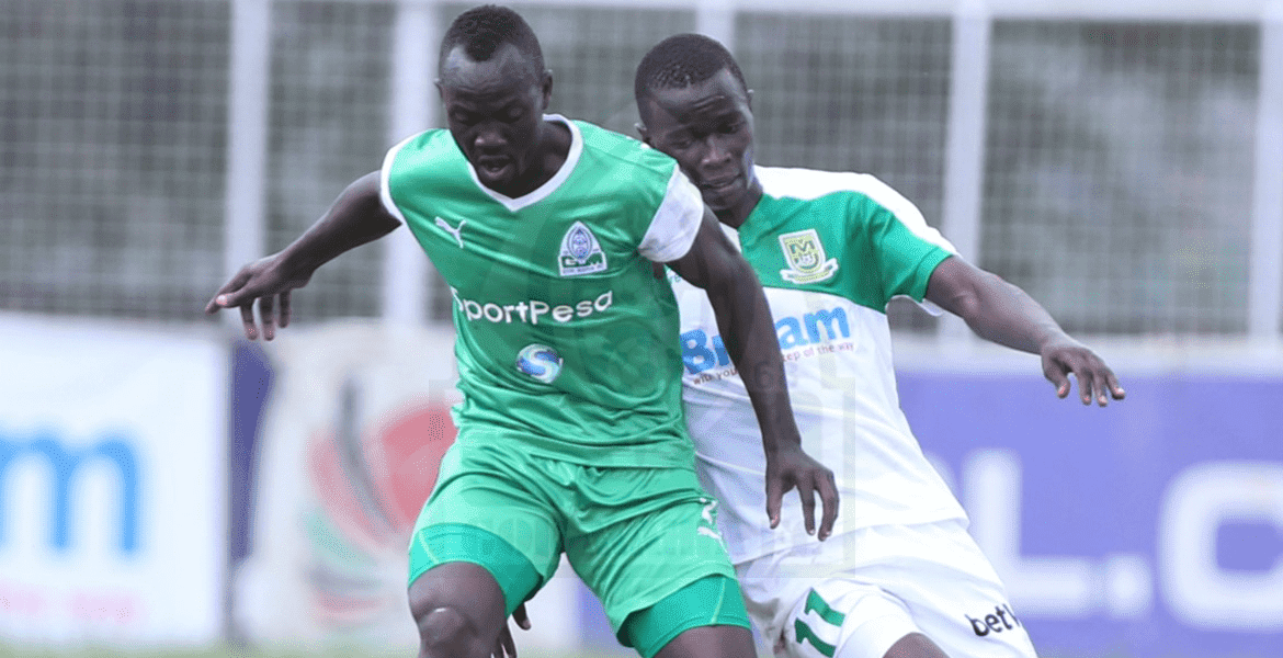 Photo of Highligh: Mathare United vs Gor Mahia FC