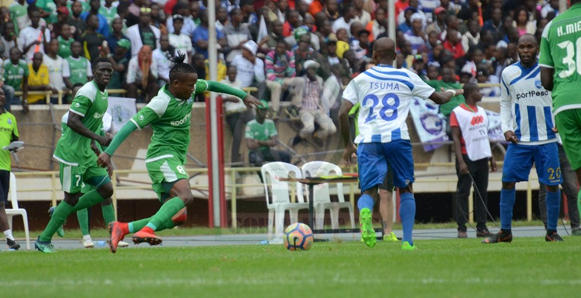 Photo of Gor Mahia beat Leopards to extend lead at the top