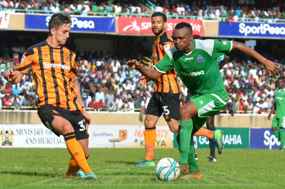 Photo of Friendly : Gor Mahia vs Hull City