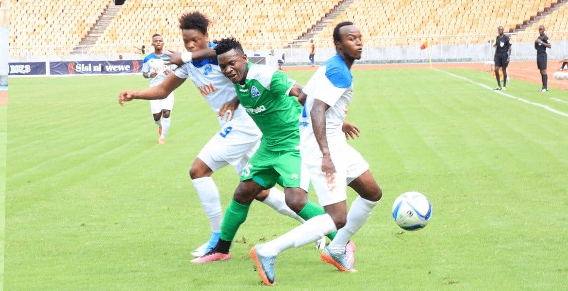 Photo of Gor Mahia draw against Rayon Sports in first Cecafa tie