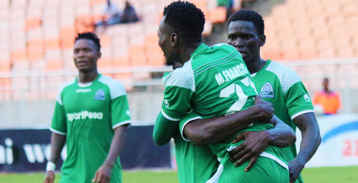 Photo of Gor Mahia's thunder strikes little Pakas in Narok