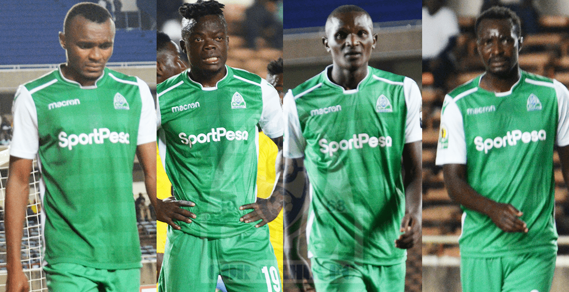 Photo of Gor Mahia stars lead in Caf football charts