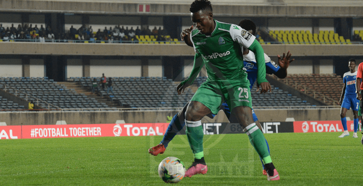 Photo of Highlights: Gor Mahia v Ryon Sports CAF Confederation Cup