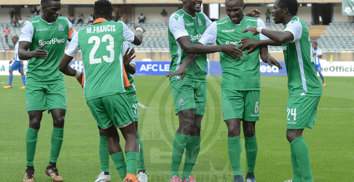 Photo of Gor Mahia name 21 players for Machakos trip