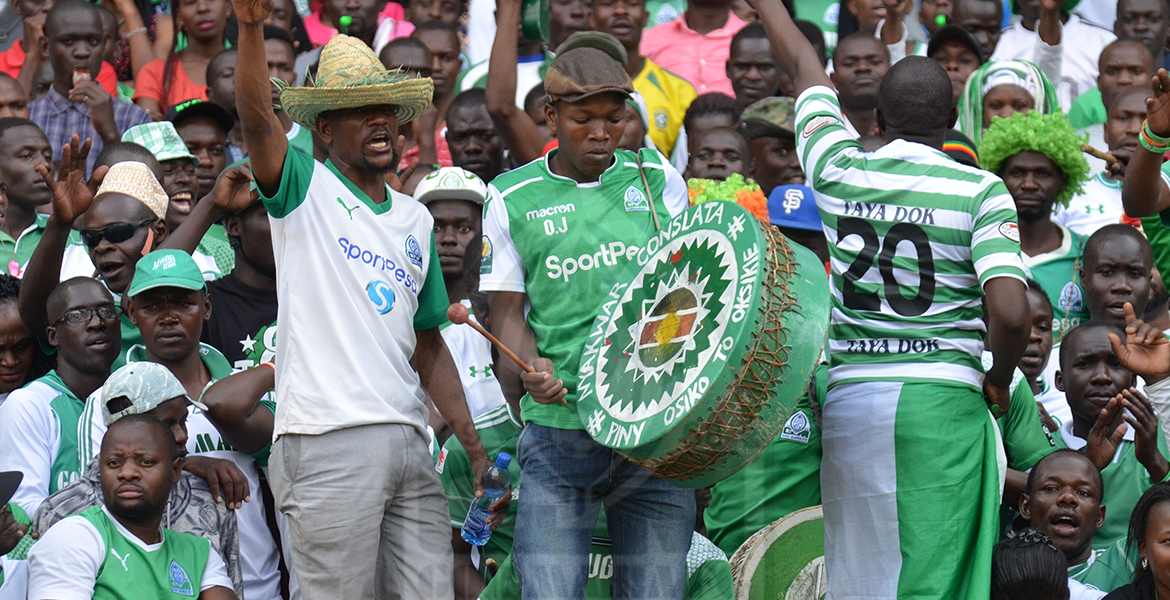 Photo of Evolution of choir masters at Gor Mahia