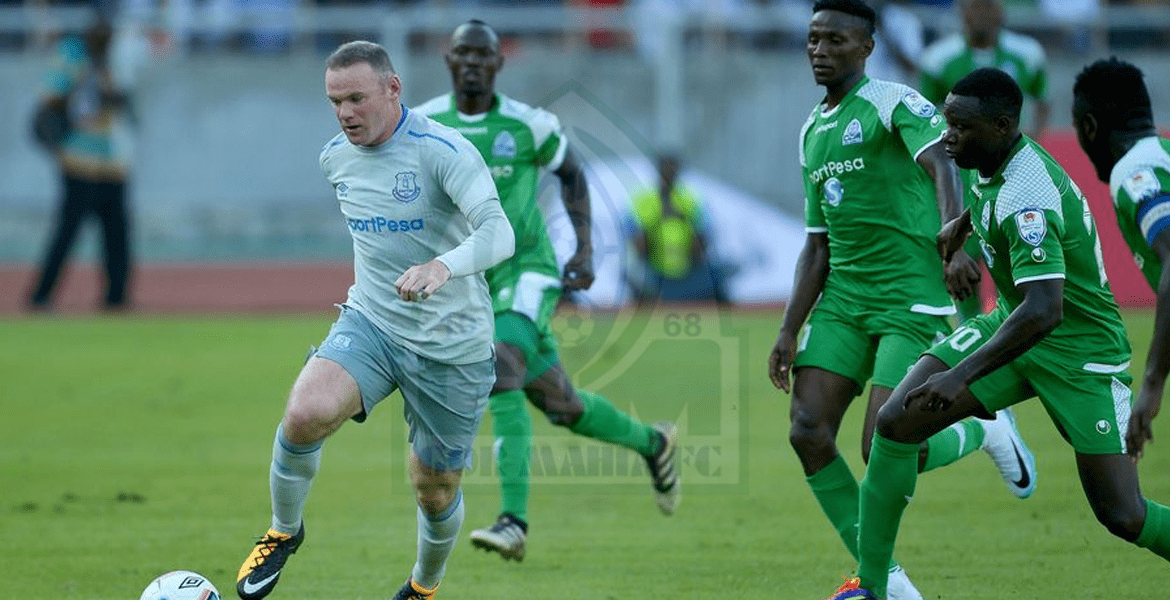 Photo of Gor Mahia to play Everton at Goodison Park in November