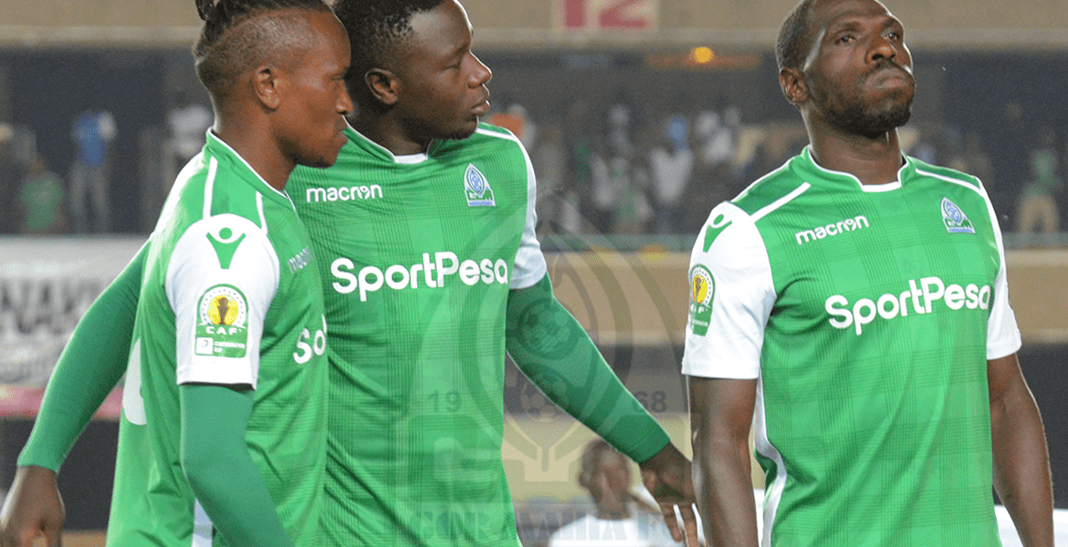 Photo of Gor Mahia seeking redemption