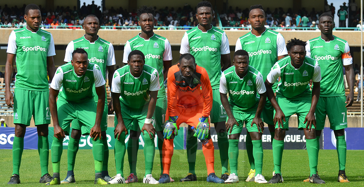 Photo of Kerr names Gor Mahia squad to face Vihiga United