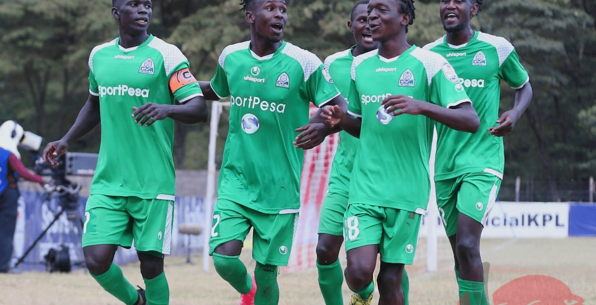 Photo of Gor Mahia confirm two new players