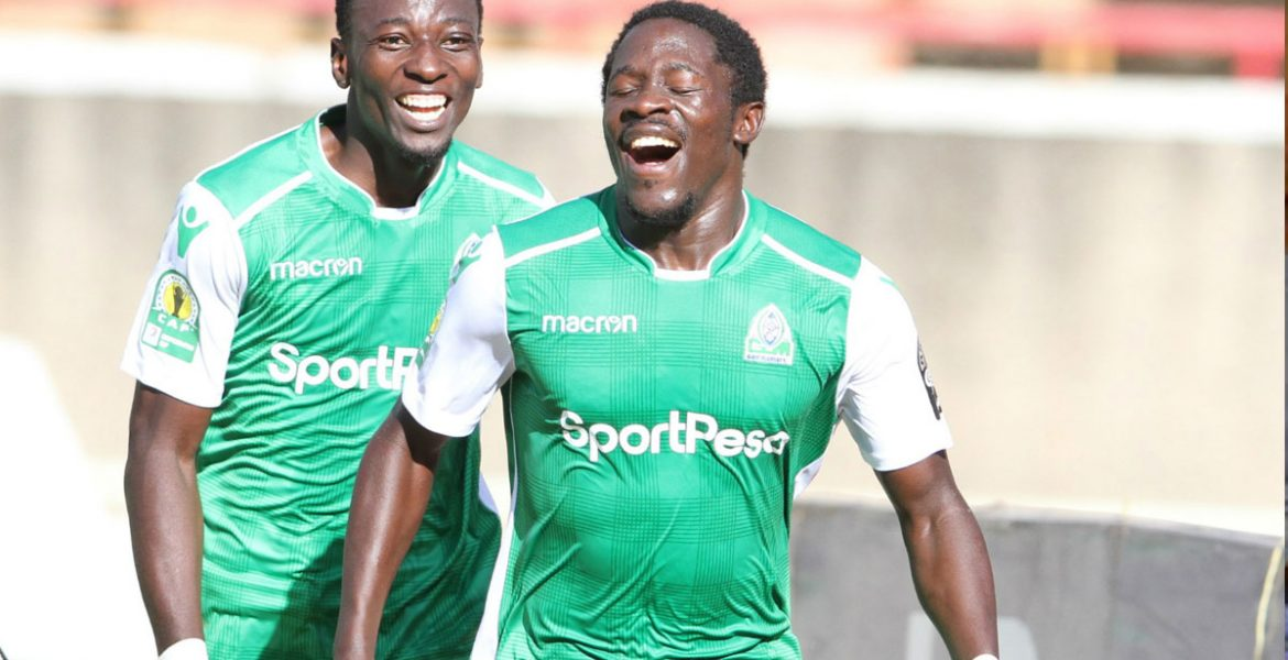 Photo of Lawrence Juma leaves Gor for Sofapaka