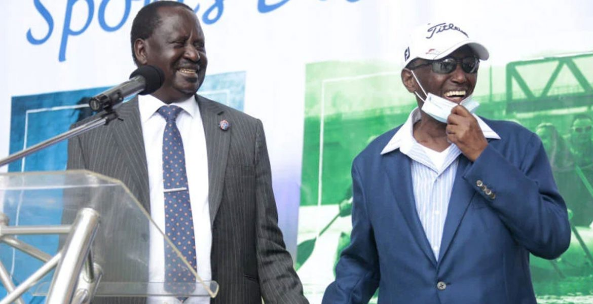 Photo of Gor signs a long term partnership with Chris Kirubi's Centum