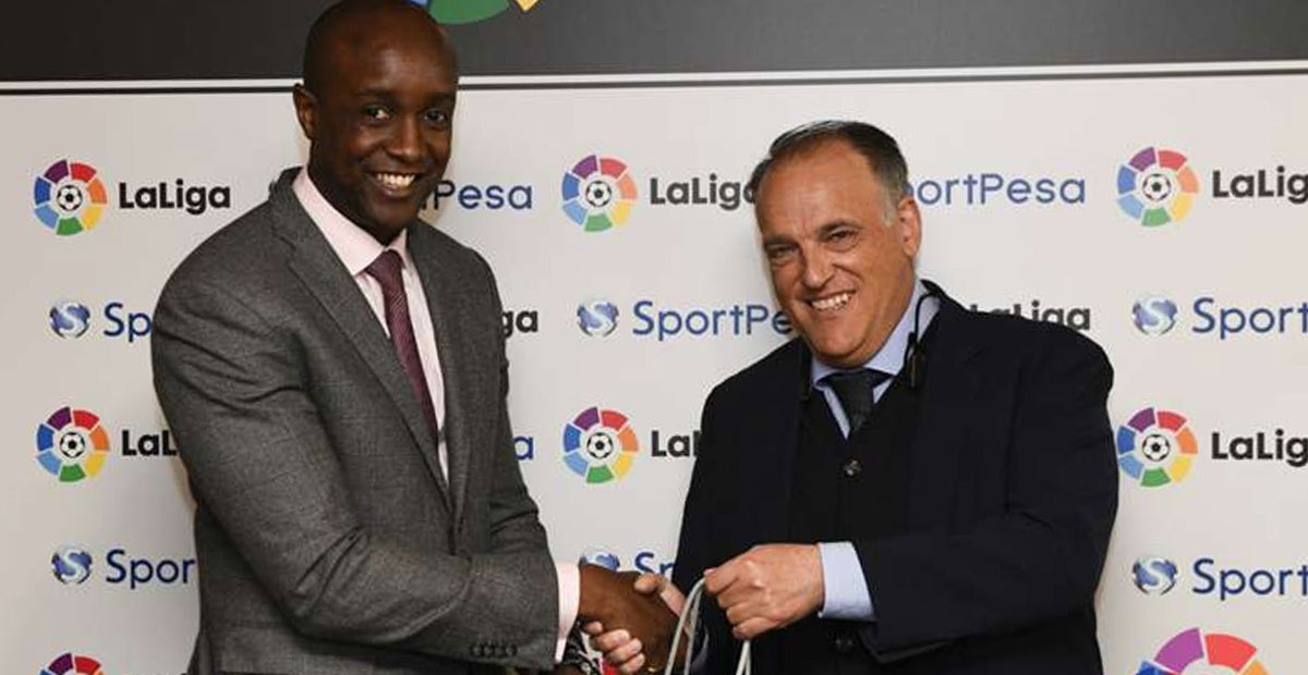 Photo of SportPesa suspended again