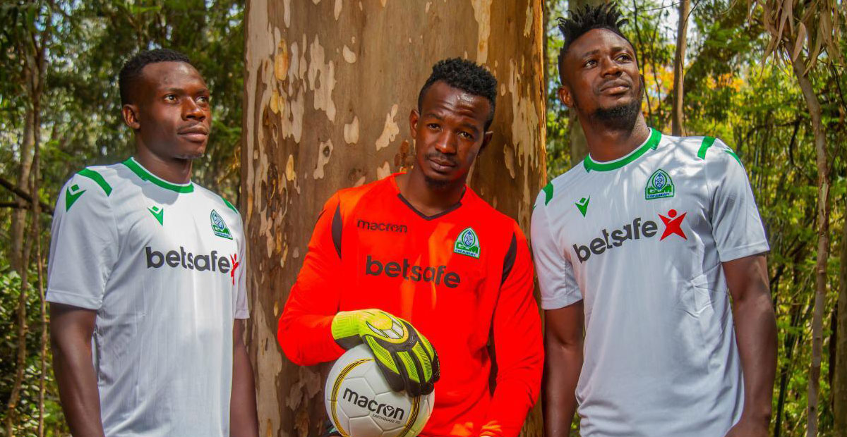 Photo of Ochola paid for the release of new Macron kits