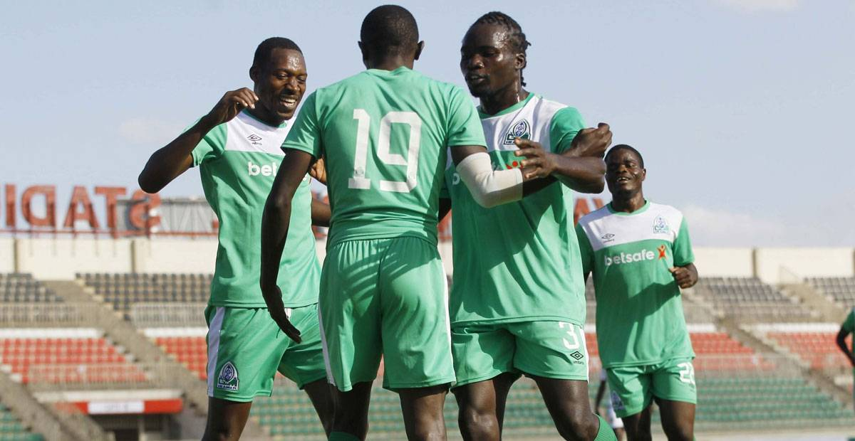 Photo of Rejuvenated Gor Surprises APR at Nyayo
