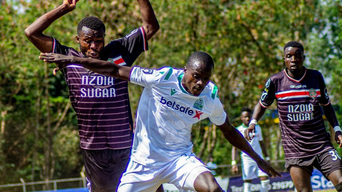 Photo of Gor Mahia 1-2 Nzoia Sugar