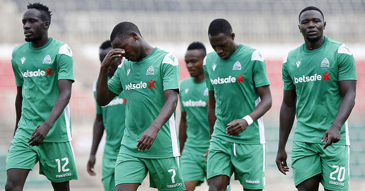Photo of Gor Mahia returns to local league