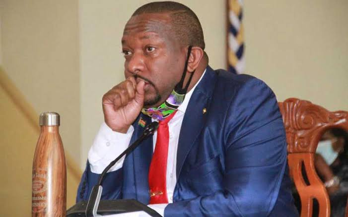 Photo of Sonko's kindness witnessed in Gor trip to Lusaka