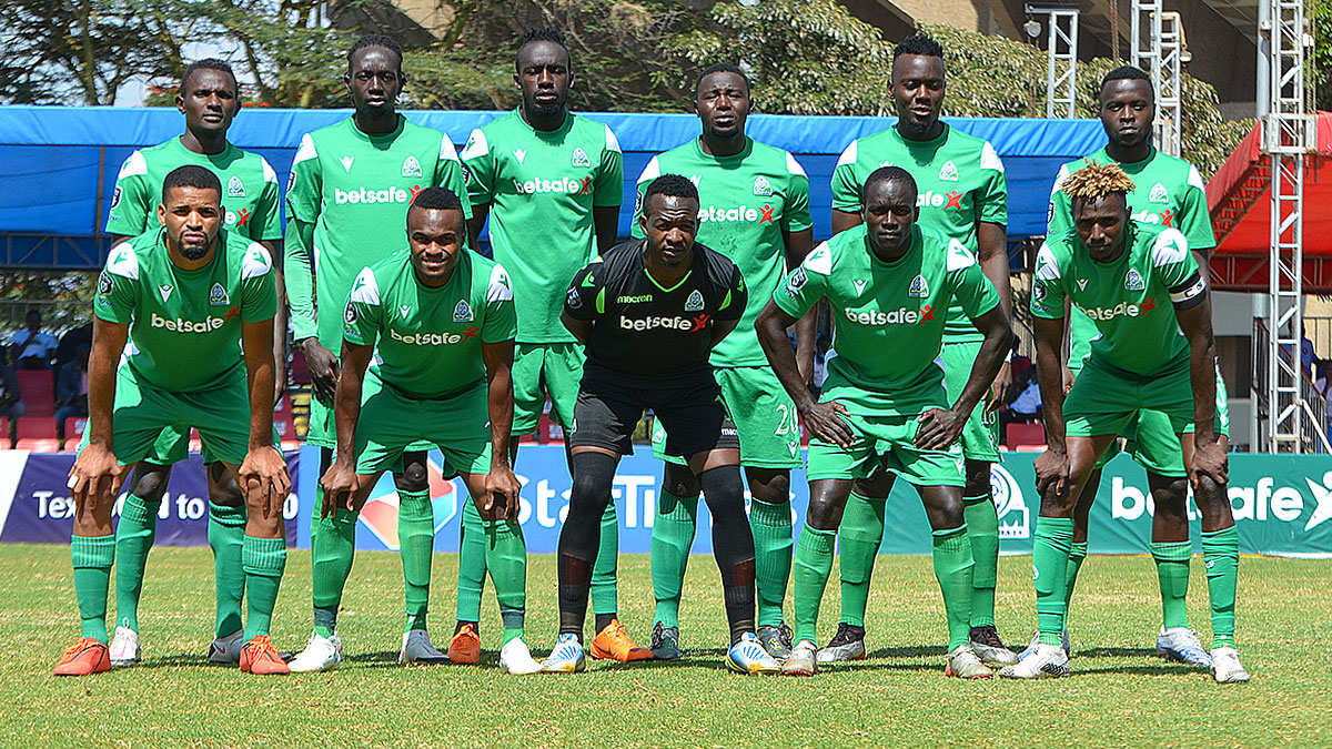 Photo of Mwendwa: Gor will play in Champions League if league is canceled
