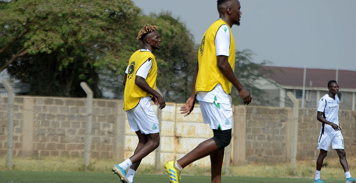 Photo of Gor Mahia resumes training ahead of league resumption.