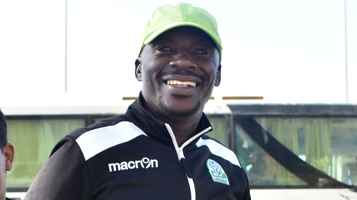 Photo of Gor Mahia Goalkeeper Coach Willis Ochieng' resigns