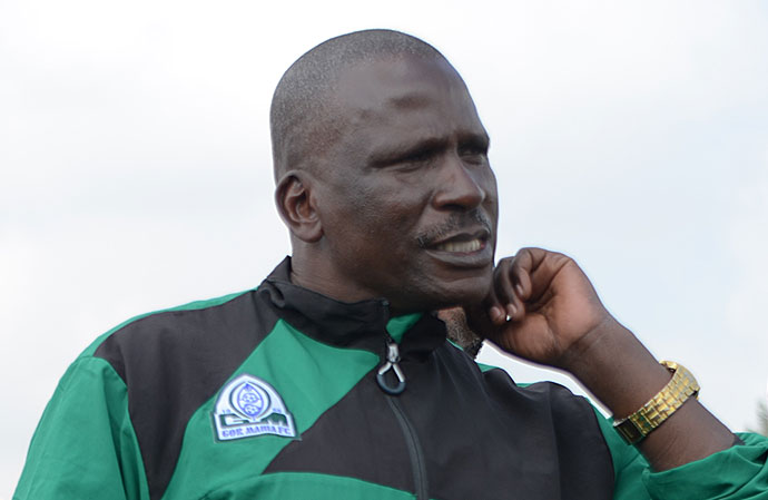 Photo of Gor Mahia Officials rubbish Go Slow Claims.