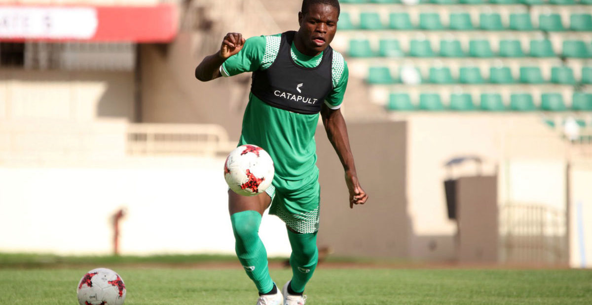 Photo of Omalla back home, keen on helping Gor achieve the best
