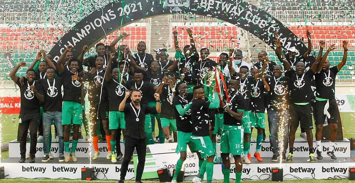 Photo of Gor Mahia given a bye to CAF CC first round being campaign in Preliminary rounds