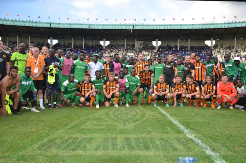 Gor Hull City team